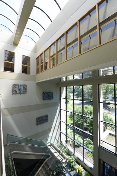 Lynnfield Woods North Building Stairway